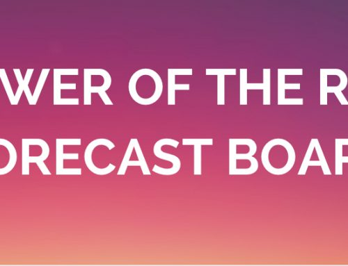 The Power of the Release Forecast Board